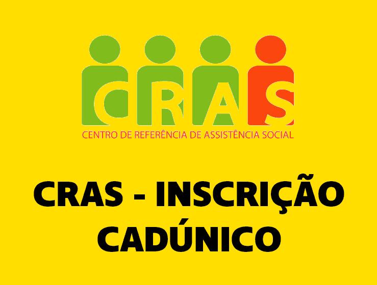 Inscrição no CRAS Goianápolis